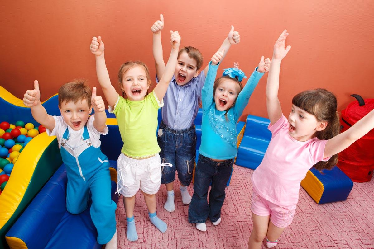 Позвольте детям повеселиться вдоволь. Фото с сайта www.keterlandkids.com