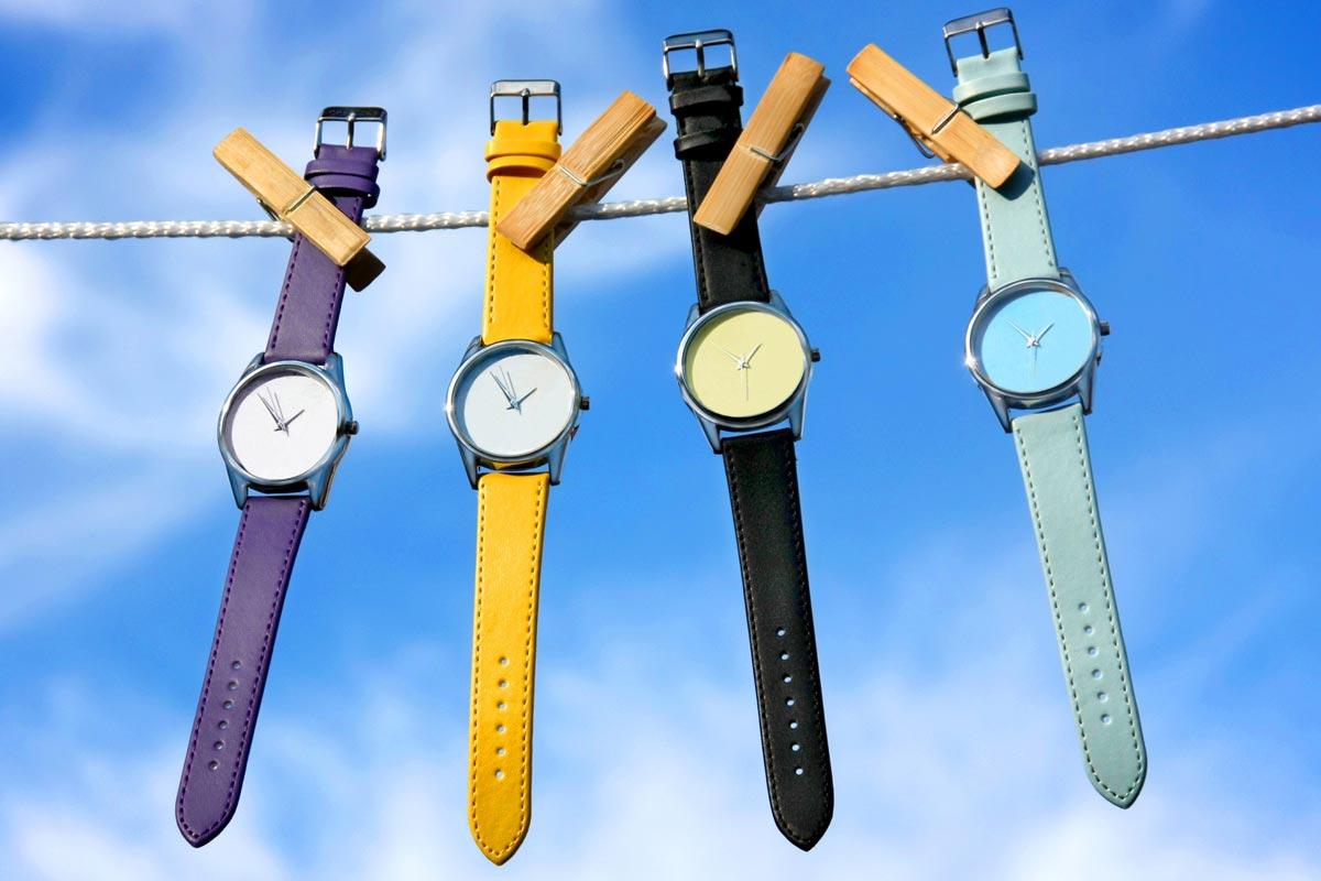 Если часы подарили вам с добрыми намерениями, отнеситесь и вы к подарку положительно