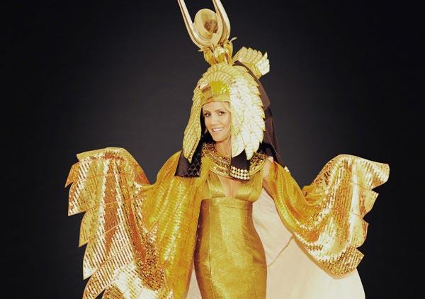 Шикарный костюм Клеопатры. Фото с сайта 4tololo.ru