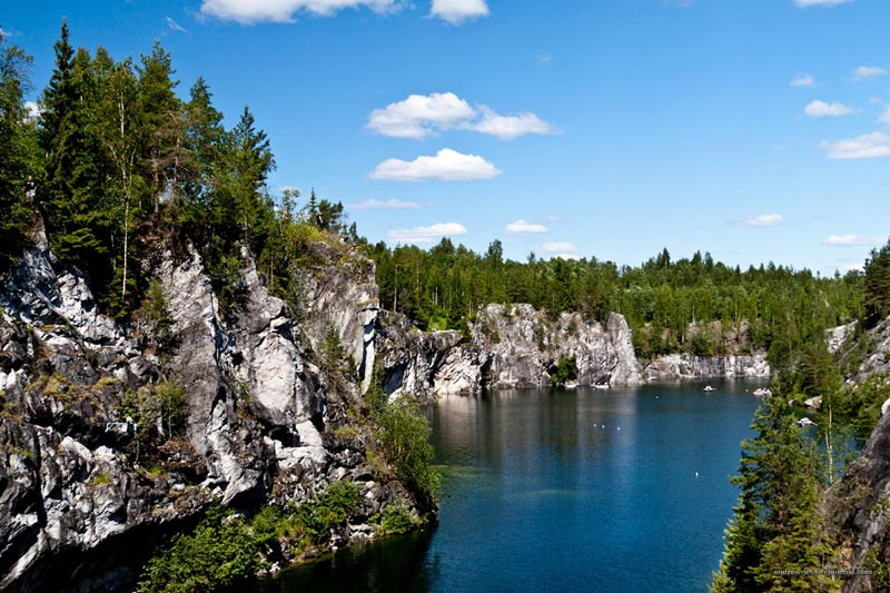 Красота российских озер. фото с сайта bestmaps.ru