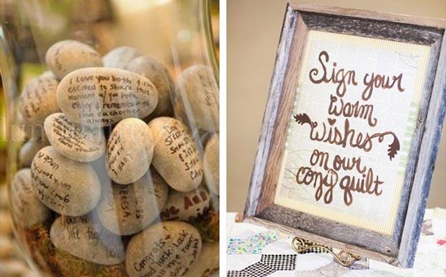 Креативный подход к созданию поздравительной открытки. Фото с сайта the-wedding.ru