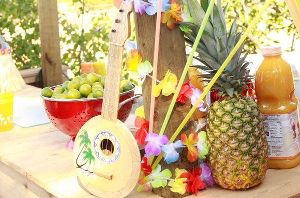 Фрукты тоже станут декором. Фото с сайта www.pinterest.com