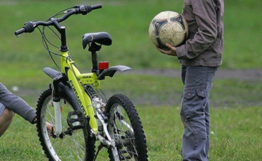 Подарите спортсмену желанный мяч или велосипед. Фото с сайта vse-zdes.ua