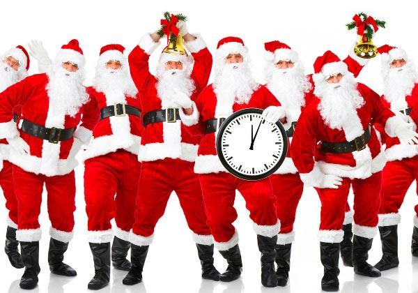 Какой же Новый год без Деда Мороза? Фото с сайта corp.events-group.ru