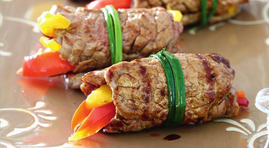 Блюда из говядны на праздник. Фото с сайта www.gastronom.ru