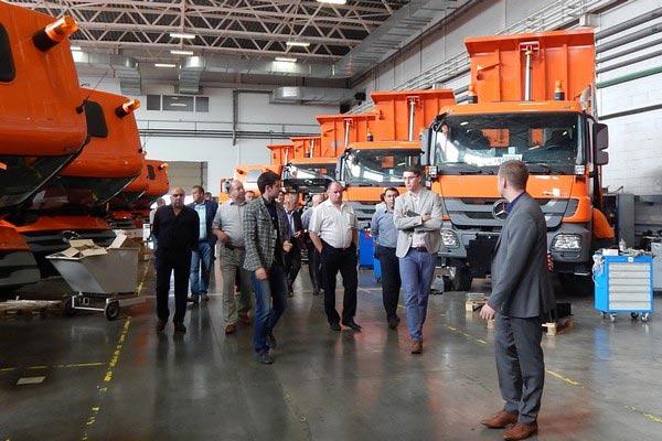Передовые технологии дорожного хозяйства. Фото с сайта www.rg.ru