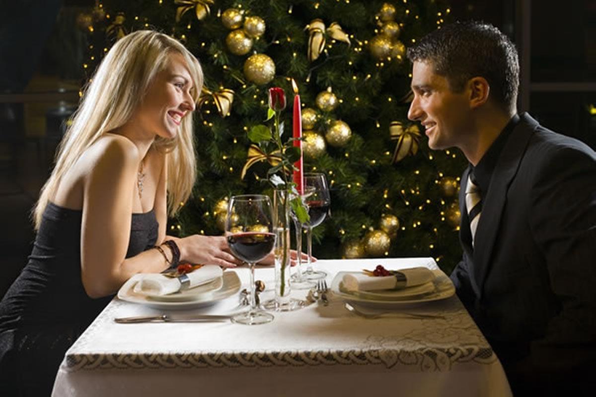 Проведите романтический вечер в новогоднюю ночь. Фото с сайта www.dailyrecord.co.uk