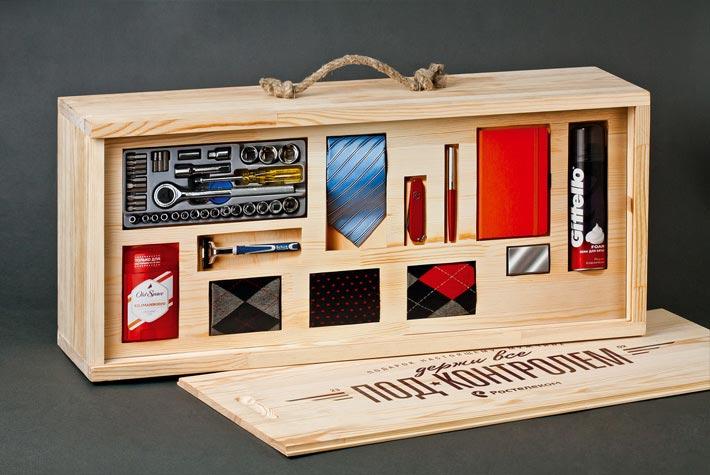 Полезный подарочный набор. Фото с сайта brandiziac.ru