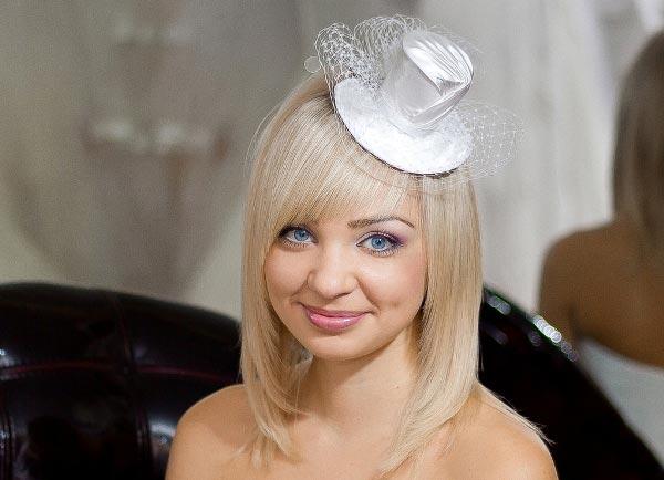 Шляпка смотрится очень интересно. Фото с сайта elle.zp.ua