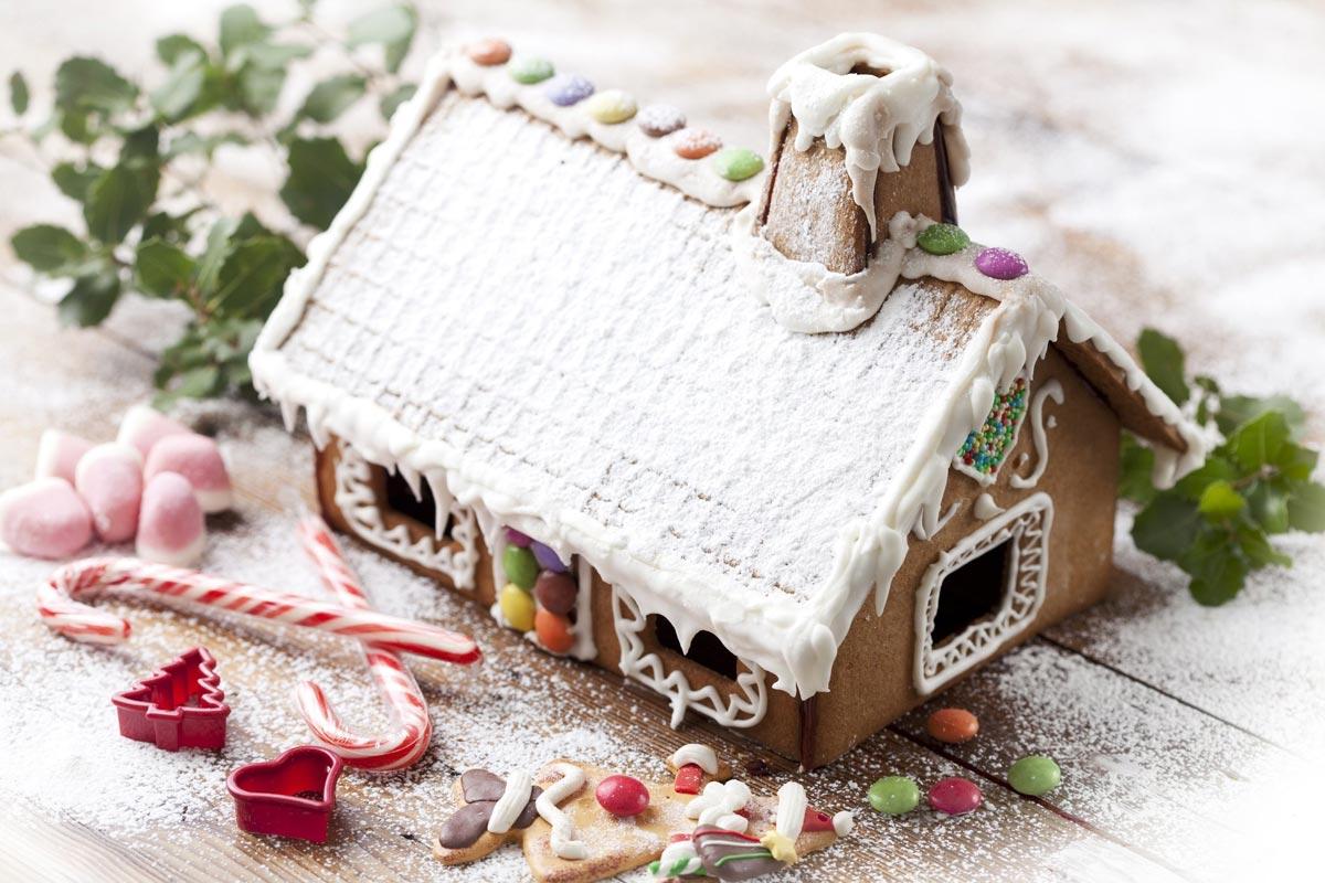 Оригинальные рождественские сладости. Фото с сайта xeloz.ru