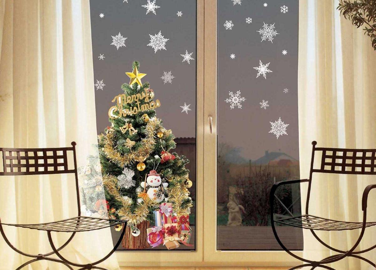 Разрисуйте окна. Фото с сайта brandalley.com