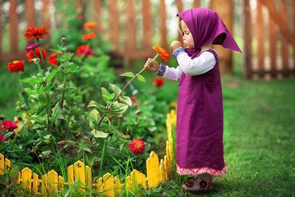 Костюм маленькой Машеньки. Фото с сайта onlainnews.ru