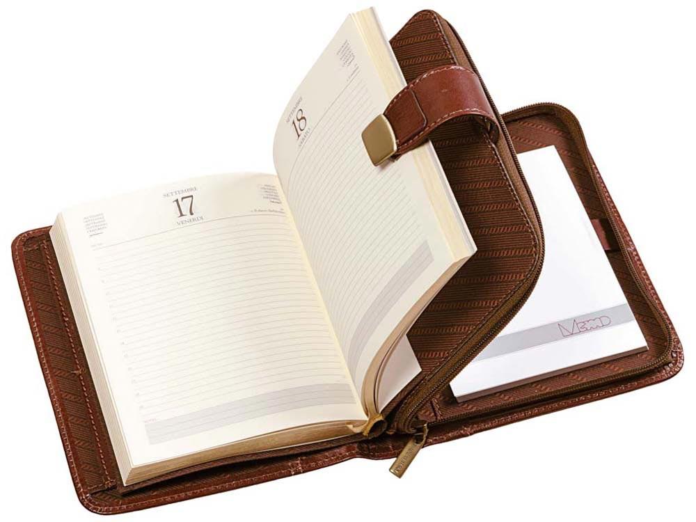 Ежедневник - это практичный подарок для любого возраста. Фото с сайта oasis-vip.com.ua