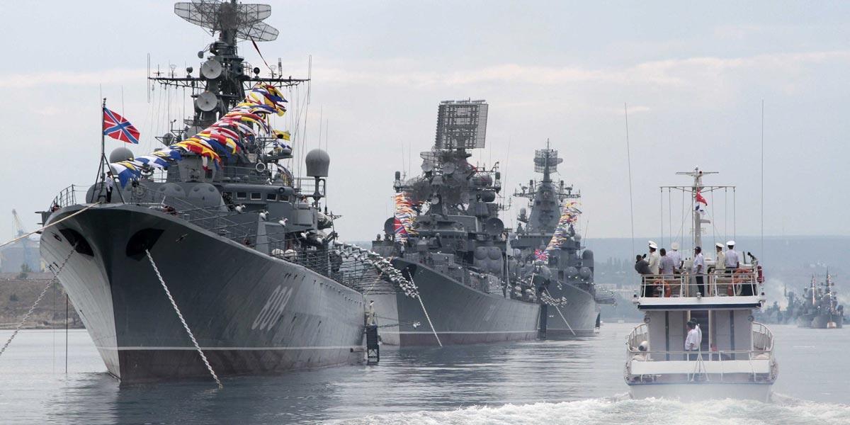 Могучий Черноморский флот. Фото с сайта cont.ws