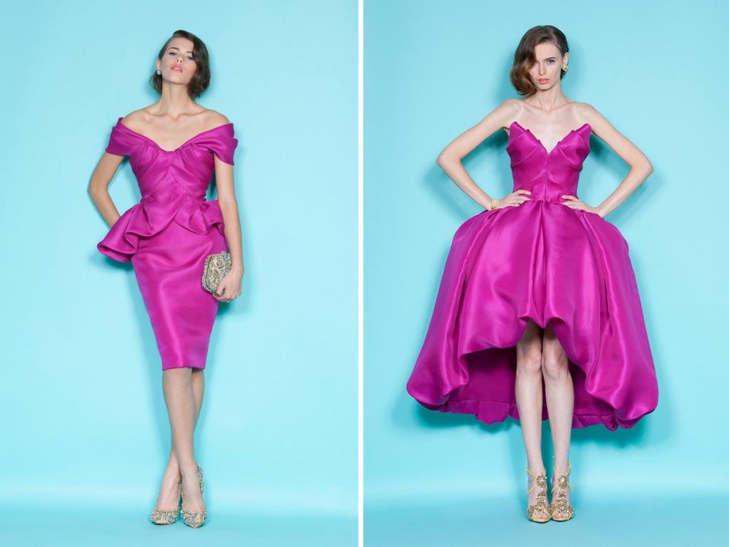 Розовое платье для выпускного. Фото с сайта wedding-recipes.ru