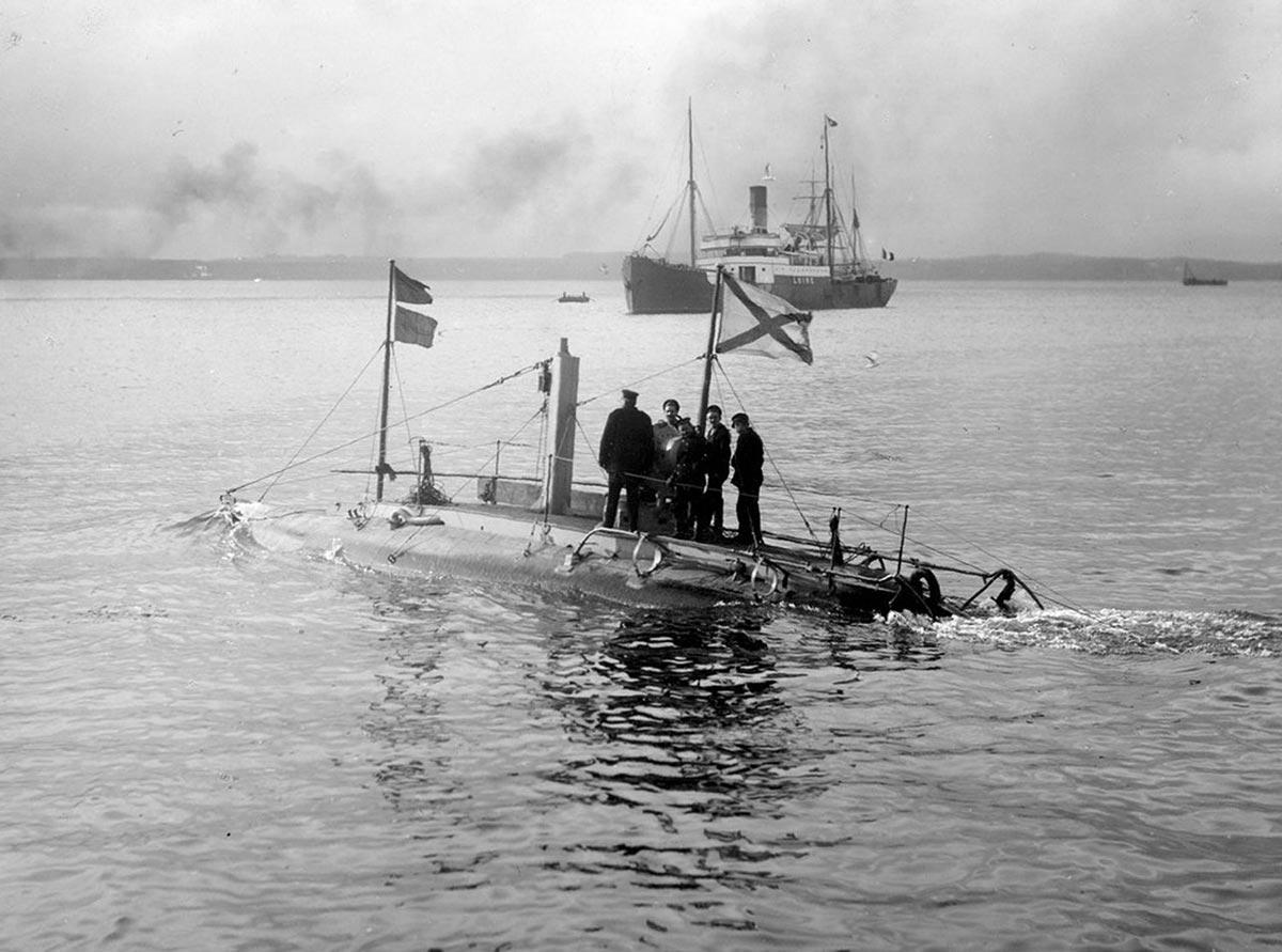 19 марта - День моряка-подводника. Фото с сайта mtdata.ru
