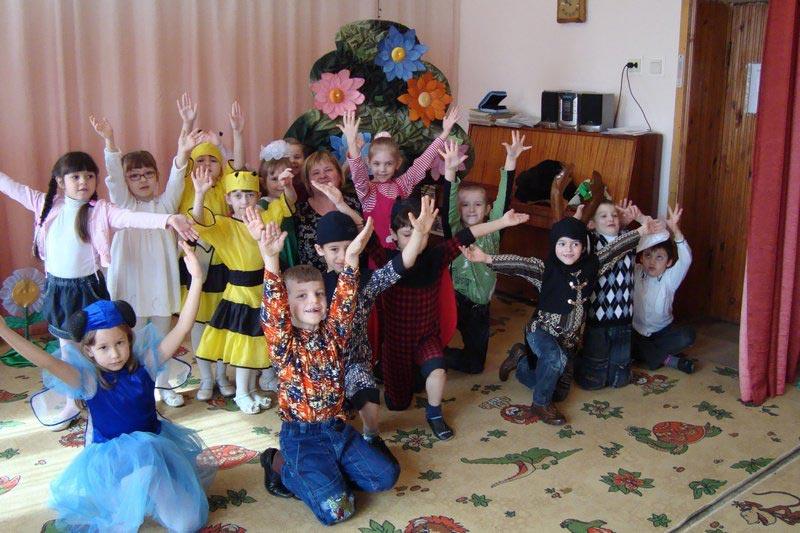 Пусть дети порадуют своих наставников. Фото с сайта mirdoshkolnikov.ru