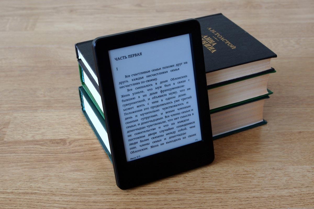 Современные электронные библиотеки. Фото с сайта bestreaders.ru