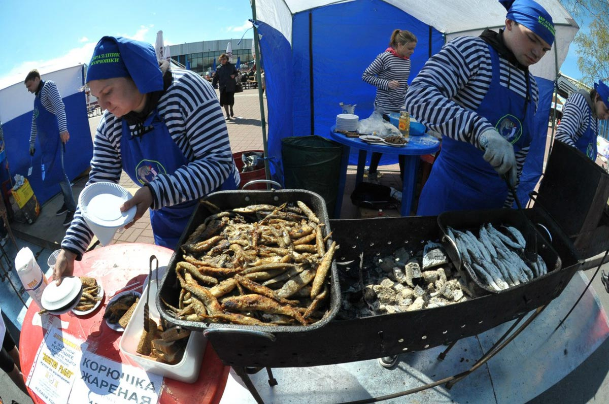 Фестиваль корюшки. Фото с сайта berhel-bg.com