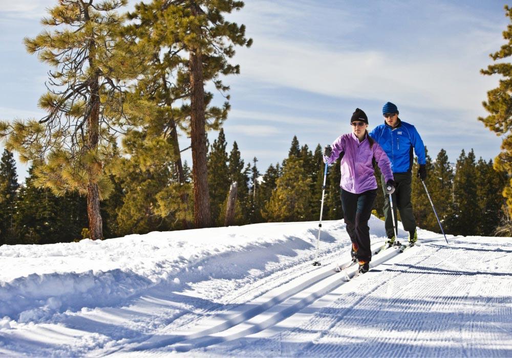 Катание на лыжах - спортивный праздник. Фото с сайта bodyroom.ru