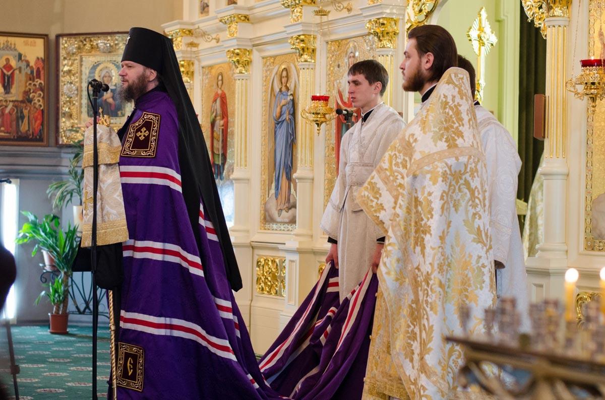 Сходите на исповедь в Прощеное Воскресенье. Фото с сайта sobor.sumy.ua