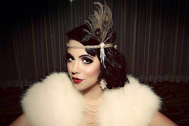 Дополните образ повязкой на голову. Фото с сайта www.plurk.com