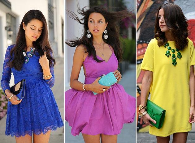 Воздушные весенние платья. Фото с сайта flooks.net