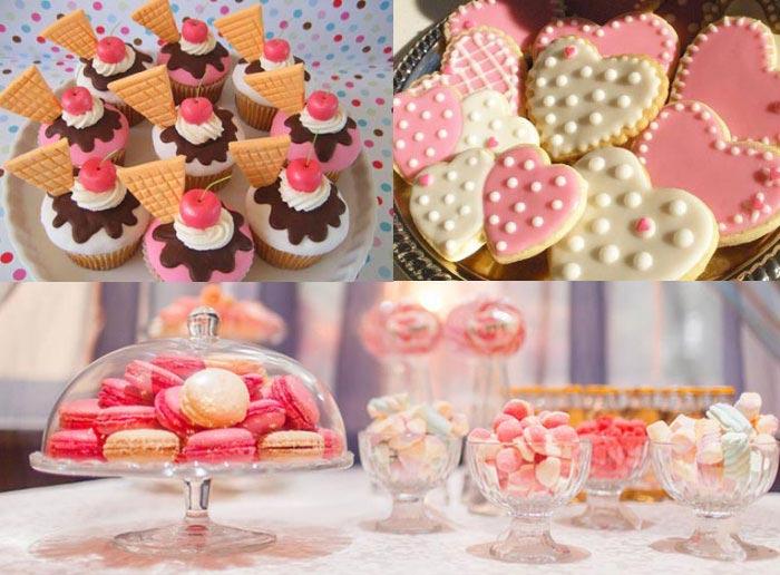 Красивые и вкусные угощения. Фото с сайта svadbavo.ru