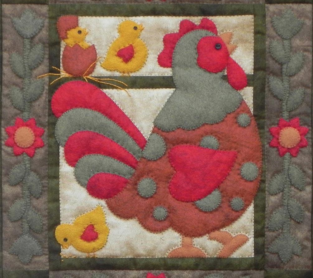 Салфетка с курочкой. Фото с сайта ostkcdn.com