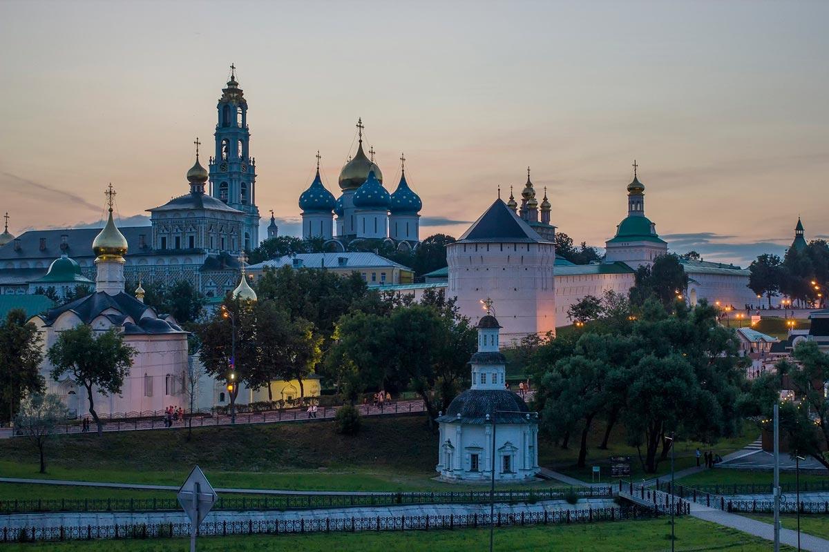 Золотое кольцо России. Фото с сайта img-fotki.yandex.ru