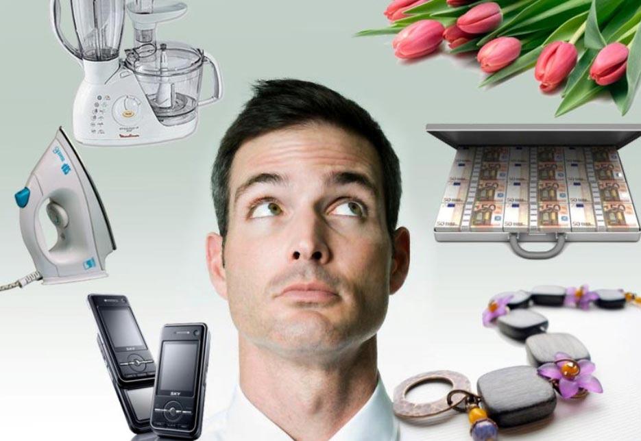 Как выбрать подарок для любимой девушки? Фото с сайта boombob.ru
