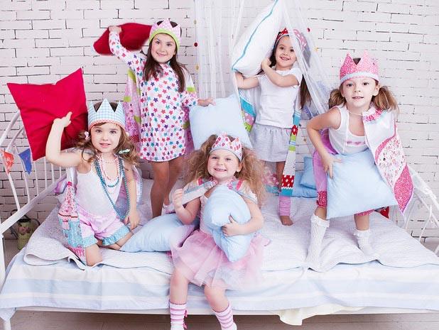 Удивите детей новыми идеями. Фото с сайта www.vseodetyah.com