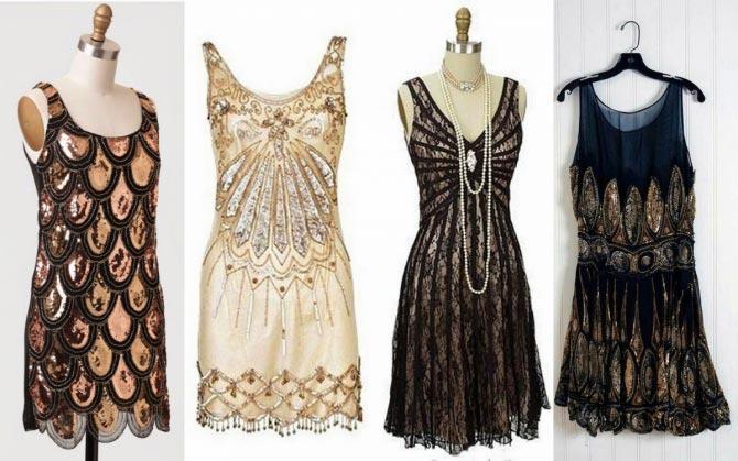 Платья 20-х годов. Фото с сайта wtalks.com