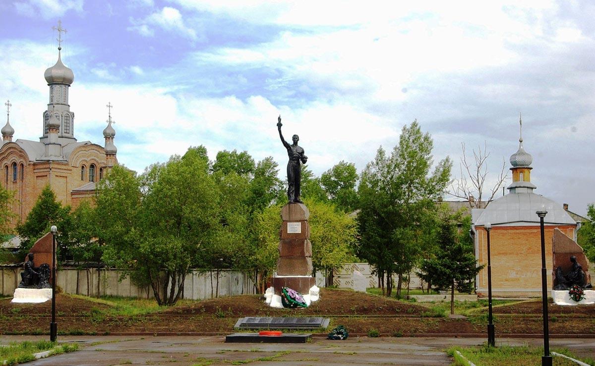 Есть шахтерские города. Фото с сайта lit-yaz.ru