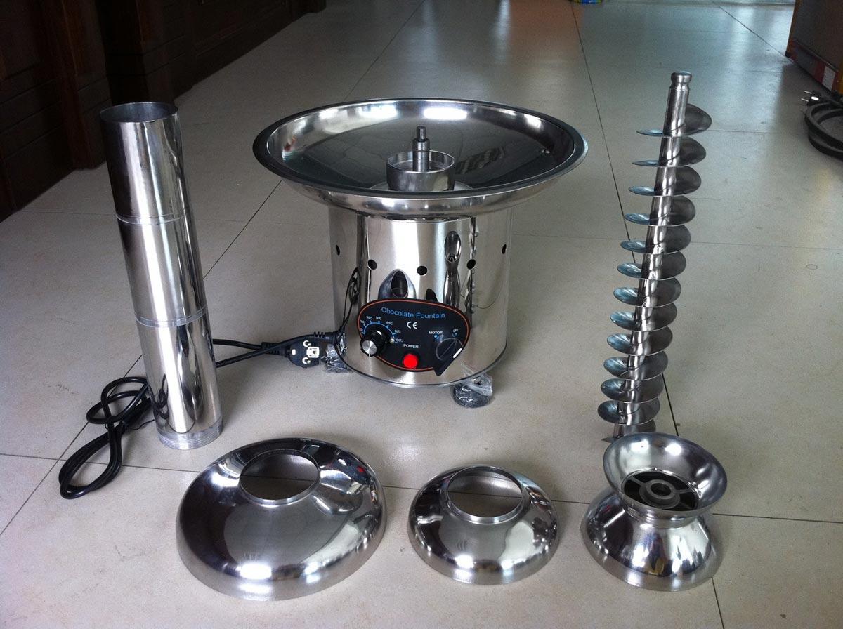 Как собрать шоколадный фонтан. Фото с сайта taobaocdn.com