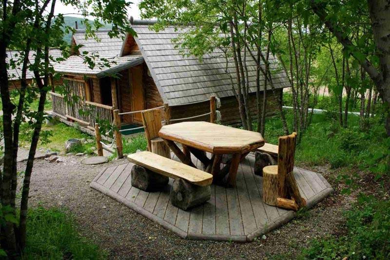 Домик в лесу. Фото с сайта sht-prudy.ru