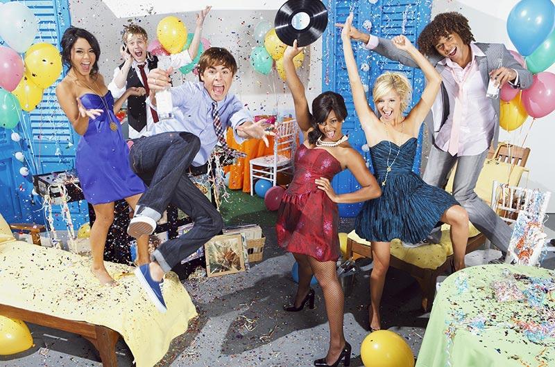 Устройте отвязную вечеринку. Фото с сайта www.gruppa-oioi.ru