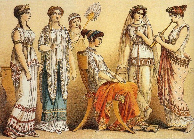 Профессия парикмахера очень древняя. Фото с сайта kaluga24.tv