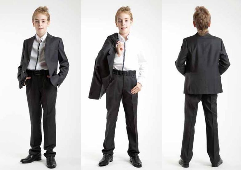 Одежда тоже порадует мальчика. Фото с сайта www.colady.ru