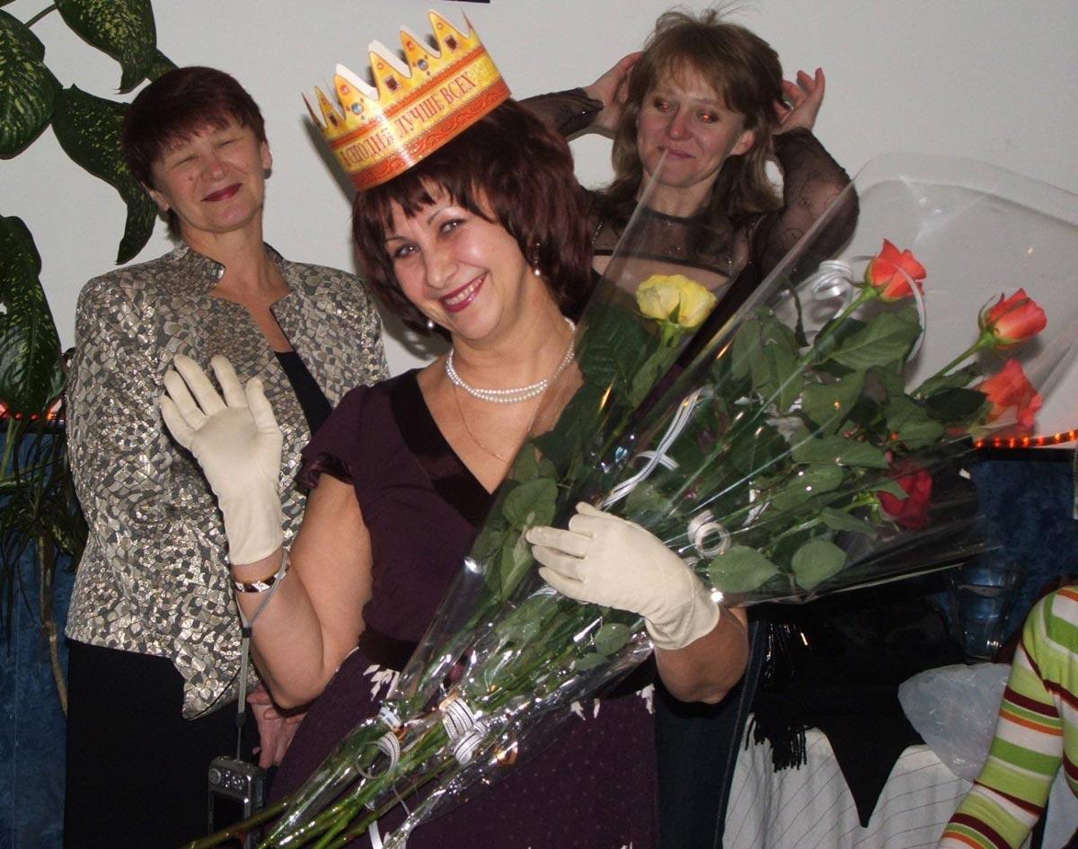 Именинница во всей красе. Фото с сайта vprazdniki.com