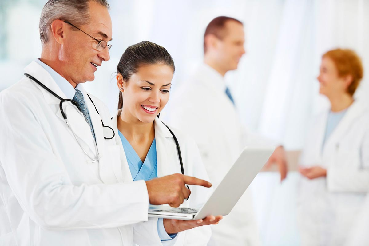 Медицинский работник - очень широкое понятие. Фото с сайта asmedek.kz
