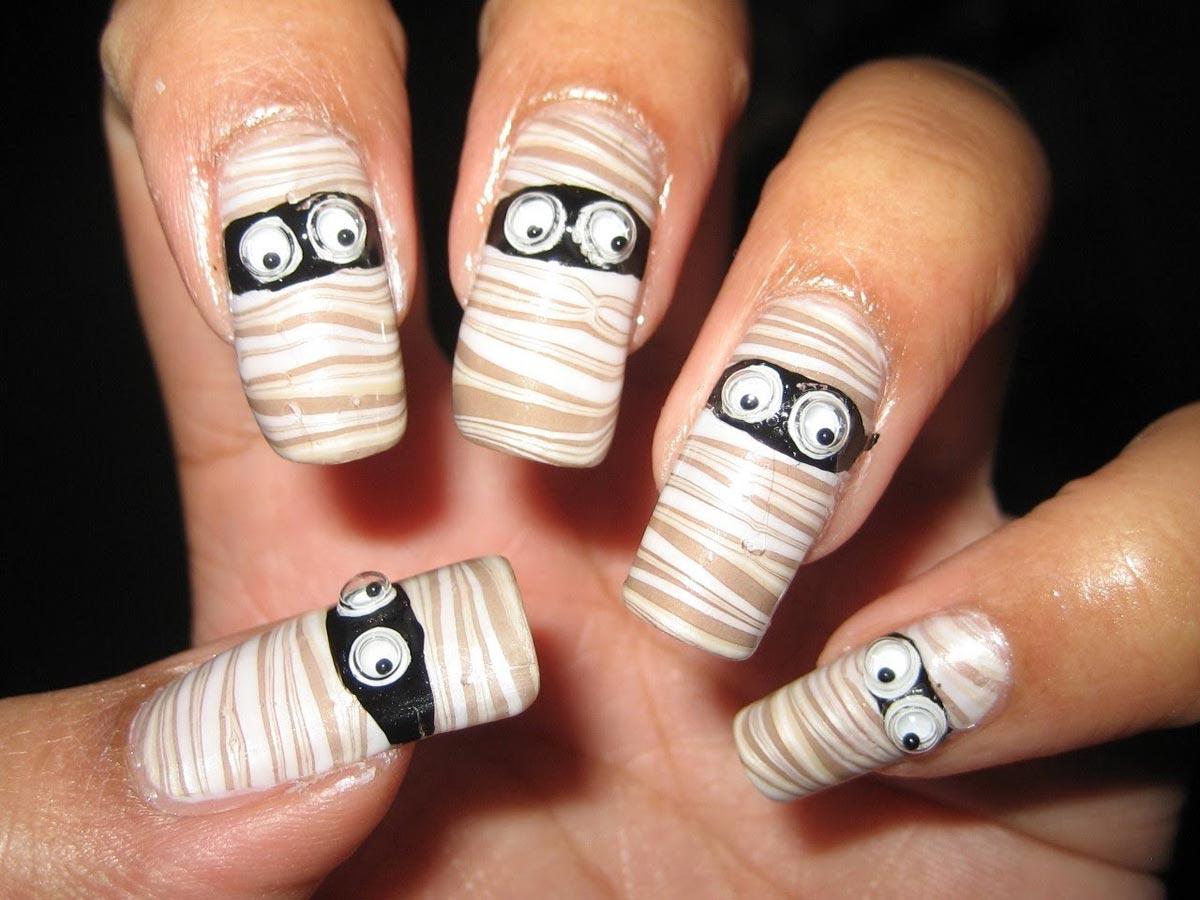 Ногти-мумии. фото с сайта lifenail.ru
