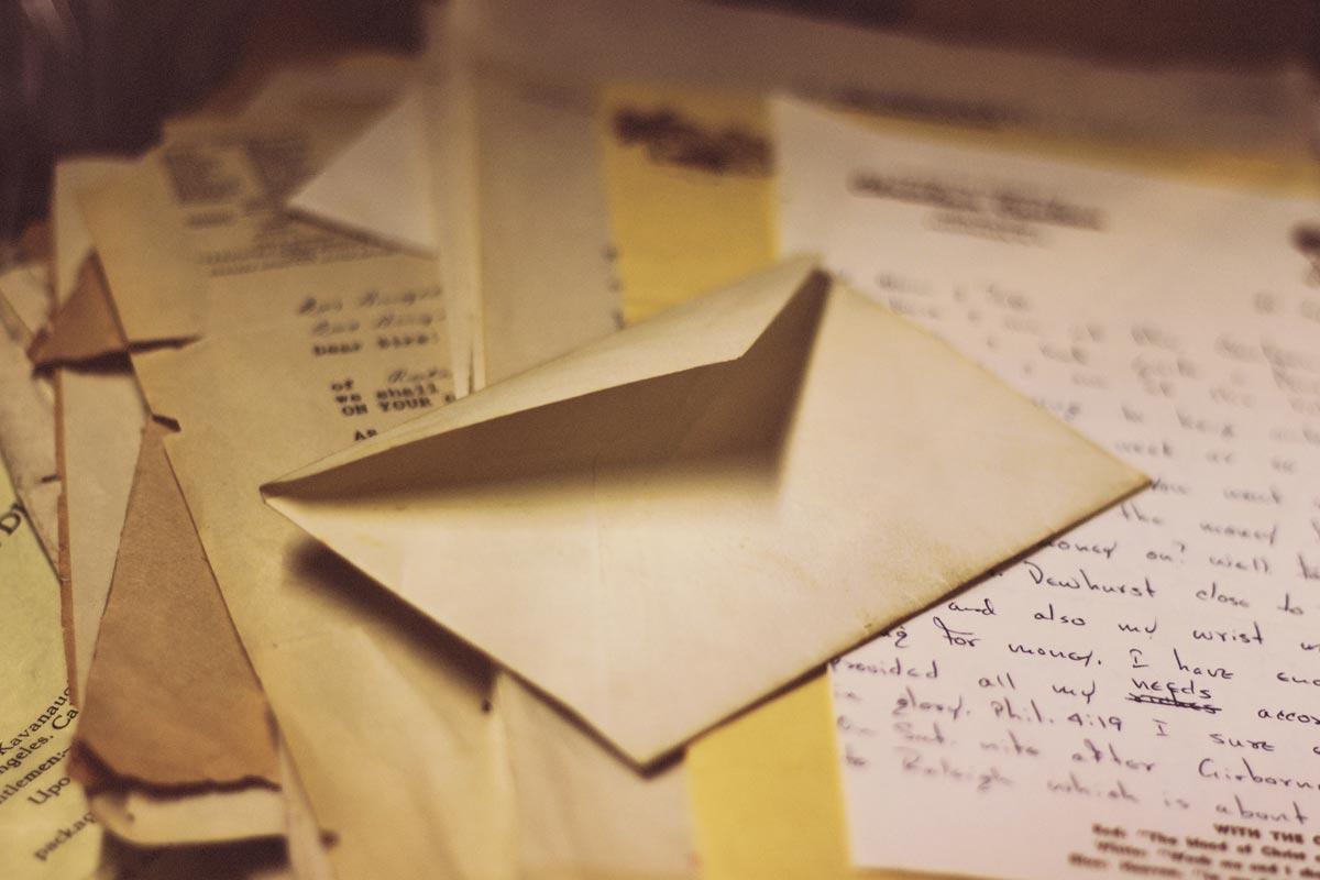 Почтовые письма