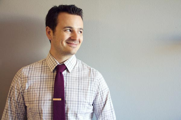 Зажим для галстука в качестве подарка папа точно не будет ожидать. Фото с сайта lovelyindeed.com