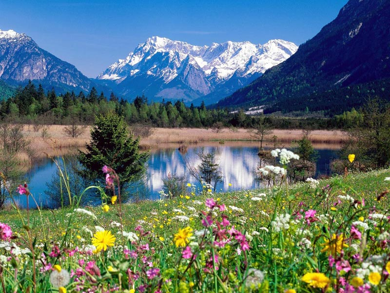 Горная красота природы. Фото с сайта wallpapers1920.ru
