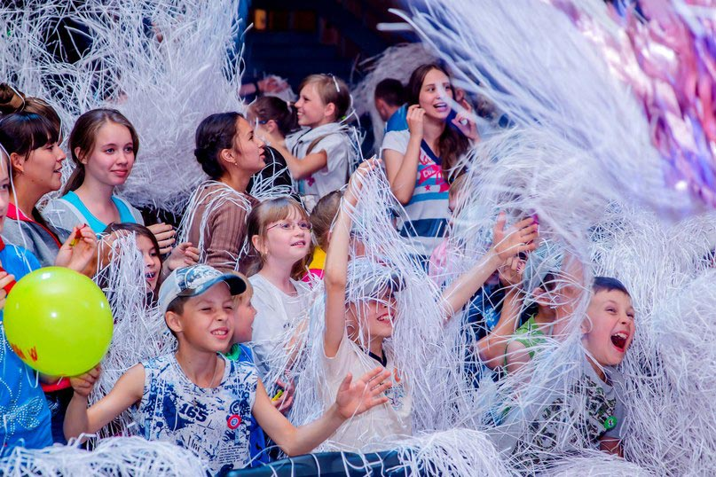 Такое развлечение понравится и детям, и взрослым. Фото с сайта ir-18.ru