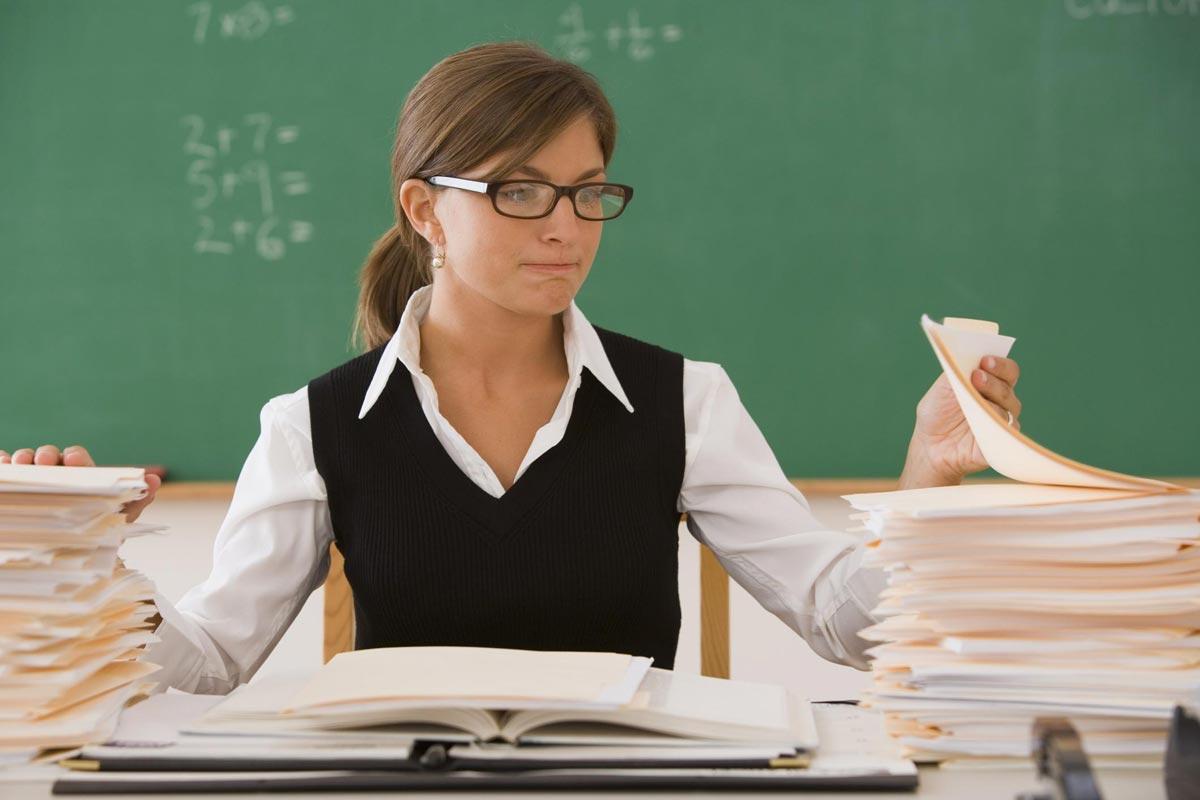 Учителя заслуживают профессионального праздника. Фото с сайта lavoroefinanza.it