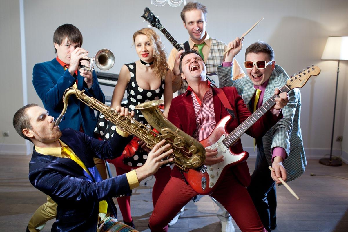Живая музыка - хороший выбор. Фото с сайта skuki.net