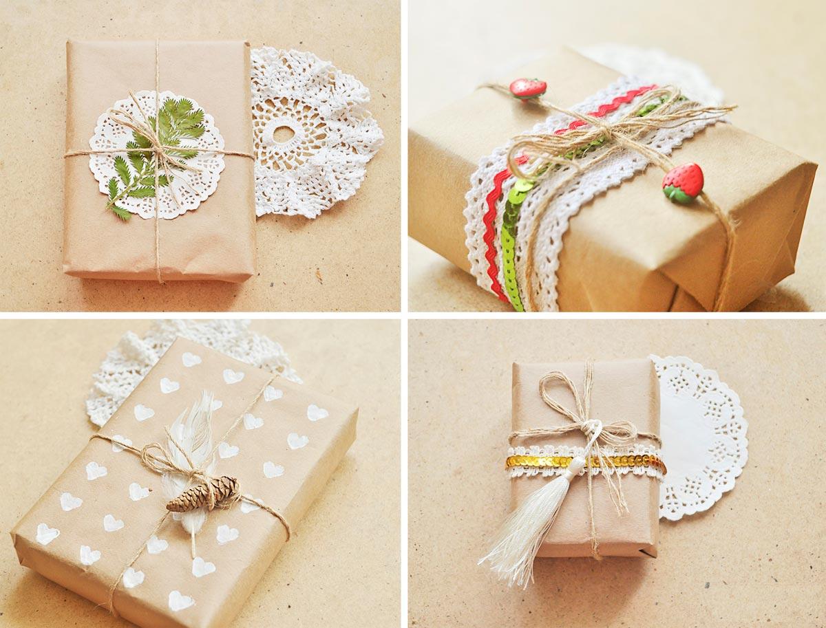 Упаковка подарка для женщины. Фото с сайта vy-afisha.ru 1