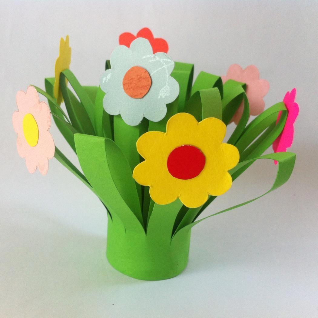 Простой цветочный декор. Фото с сайта anttz.com